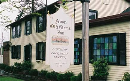 Avon Old Farms Inn